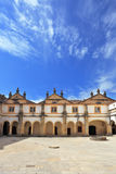 Portugal. Beautiful inner courtyard Royalty Free Stock Image