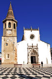Portugal, Beja: Church stock image