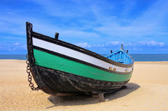 Portugal boat Royalty Free Stock Photography