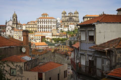 Portugal: Buildings of Porto Royalty Free Stock Photo