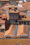 Portugal: Buildings of Porto Royalty Free Stock Image
