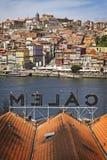 Portugal: Buildings of Porto Stock Photo