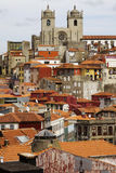 Portugal: Buildings of Porto Stock Images
