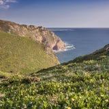 Portugal, Cabo DA Roca Stockbilder