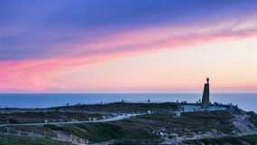 PORTUGAL Cabo DA Roca almacen de video