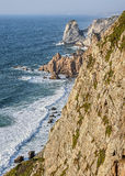 Portugal, Cabo da Roca. Royalty Free Stock Photos