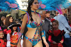 Portugal Carnaval Royalty Free Stock Images