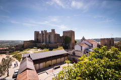Portugal_Castle Στοκ φωτογραφία με δικαίωμα ελεύθερης χρήσης