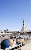 Portugal, City Fatima - Catholic  center. Stock Photo