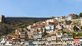 portugal Ciudad de Oporto Fotografía de archivo libre de regalías