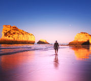 Portugal coast Royalty Free Stock Images