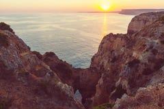 Portugal coast Royalty Free Stock Image
