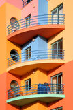 Portugal: Colorful Algarve Royalty Free Stock Photo
