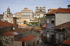Portugal: Construções de Porto Foto de Stock Royalty Free