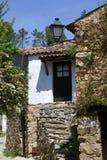 Portugal, de Dorpen van de Schist Royalty-vrije Stock Foto's
