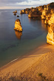 Portugal: Dona Ana beach in Lagos Stock Photos