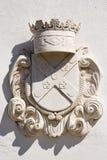 Portugal emblem Royalty Free Stock Image
