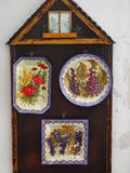Portugal, Evora, arte popular Imágenes de archivo libres de regalías