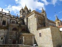 Portugal, Evora, catedral del SE Fotografía de archivo