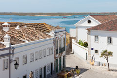 Portugal - Faro. Within the streets of Faro, Portugal stock image