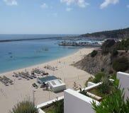 Portugal: feriados em Sesimbra Fotografia de Stock Royalty Free