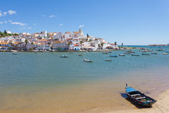 Portugal - Ferragudo Stock Photography