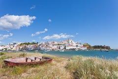 Portugal - Ferragudo Royalty Free Stock Photos