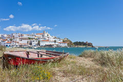 Portugal - Ferragudo Royalty Free Stock Image