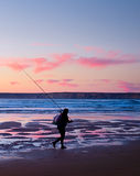 Portugal fisherman Stock Photography