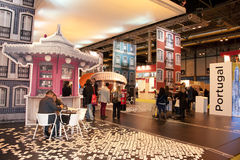 Portugal fitur 2013 Stock Photography
