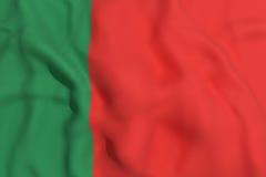 Portugal flag Stock Image