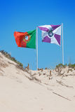 Portugal - Flags Stock Image