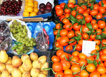 Portugal. Fresh fruits Royalty Free Stock Photography