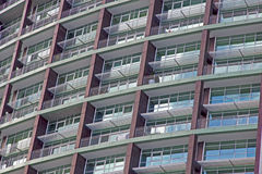 Portugal. High apartment building Stock Photo