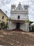 Portugal kyrka arkivfoton