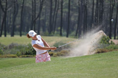 Portugal ladies Open 2007, Oitavos Stock Photos