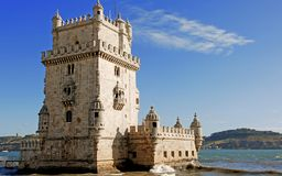 Portugal, Lisboa: Belém Imagem de Stock