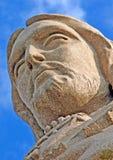 Portugal, Lisboa: Rei de Christ Imagem de Stock Royalty Free