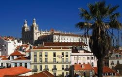 Portugal Lisbon Alfama district Stock Photo