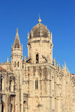 Portugal Lisbon Belem Hieronymites Monastery Stock Photography