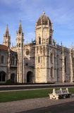 Portugal Lisbon  Hieronymites Monastery Royalty Free Stock Images