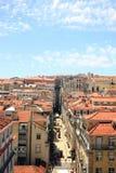 Portugal - Lissabon Arkivfoton