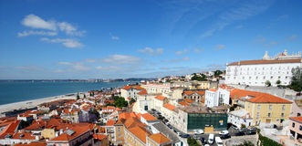 Portugal - Lissabon Royaltyfri Foto