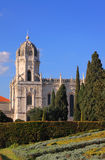 Portugal, Lissabon, Hieronymites-Kloster Stockbild