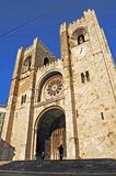 Portugal, Lissabon: SE-Kathedrale Stockfotografie