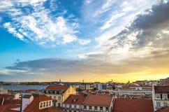 Portugal lizbońskiego Zdjęcie Royalty Free