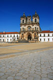 Portugal, monasterio de Alcobaca Fotos de archivo