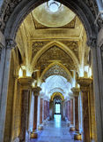 Portugal, Monserrate Palace in Sintra Royalty Free Stock Photo