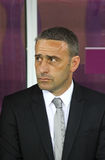 Portugal national team head coach Paulo Bento Royalty Free Stock Images