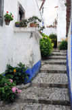 Portugal, Obidos Royalty Free Stock Image